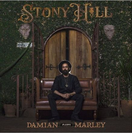 "Damian ""Jr. Gong"" Marley ‎– Stony Hill (Ghetto Youths) 2xLP"